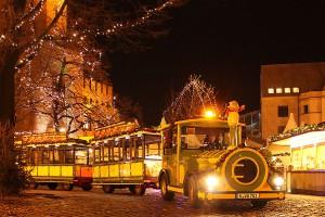 Weihnachtsmarkt-Express