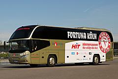 Reisebus Köln 50